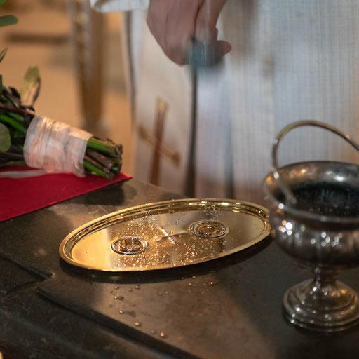 Hochzeitsfotograf in Fulda für russische Swadba, kirchliche Trauung, standesamtliche Hochzeit, Feier