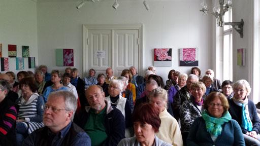 Lenz-Lesung 26.04.15  Foto: Wolfgang Brammen