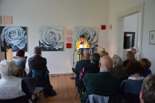 Lenz-Lesung 26.04.15  Foto: Dr. Dieter Wöhlk
