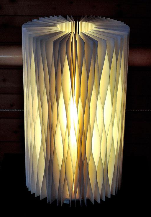 Lichtkrause II - 2016 - Dm 19 / H 31 cm