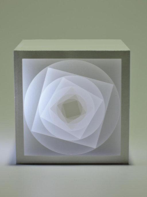 Lichtwürfel - 10 x 10 cm