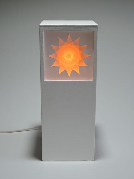 Spira mit LED-Licht