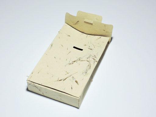 Tütenschachtel H 12 cm/ B 7, 5 cm / T 0,5 - 2 cm
