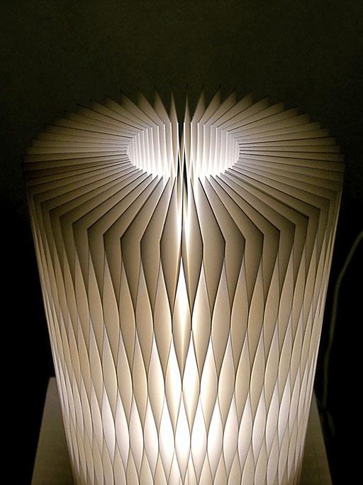 Lichtkrause I - 2015 - Dm 19 / H 31 cm