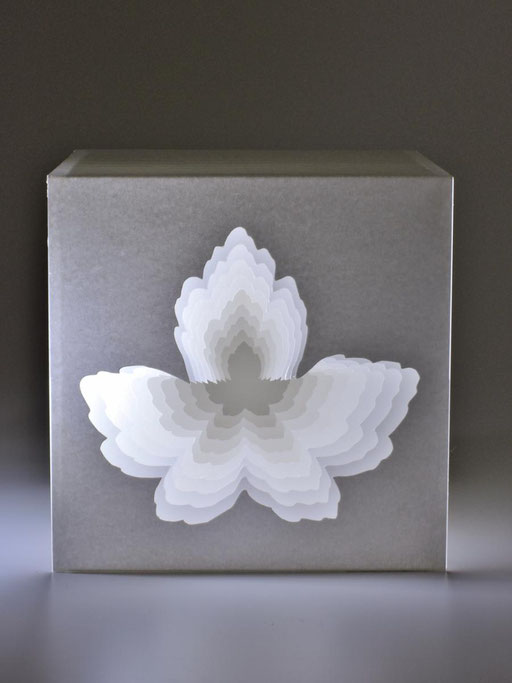 """Ahornblatt"" - 10x10 cm"