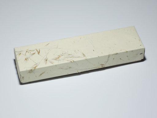 Schachtel H 3 cm/ B 18,5 cm/ T 4,5 cm
