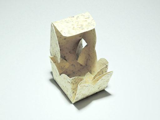 Würfelschachtel H 6 cm/ B 6,5 cm/ T 6 cm