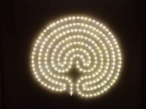 Lichtlabyrinth