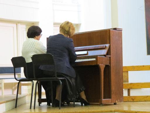 Заключительный концерт фестиваля в Петрикирхе 18.11.14