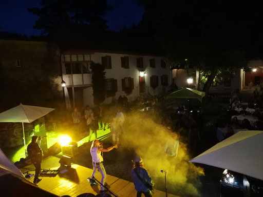 Blues- und Rockfestival