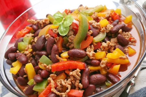 Las legumbres, bajo índice glucémico, importantisimas