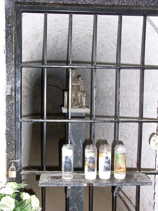 Mutter Gottes im Bunker Lilbosch