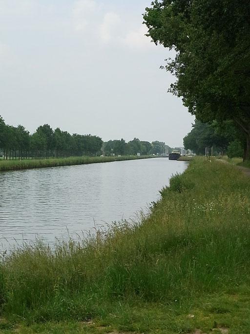 Kanal zwischen Nederweert und Helmond