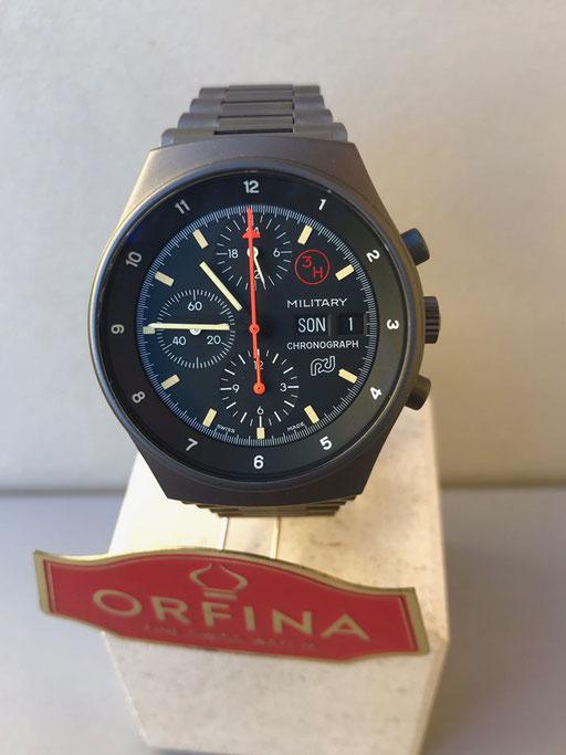 Orfina Porsche Design 3 H Military Antrahziet