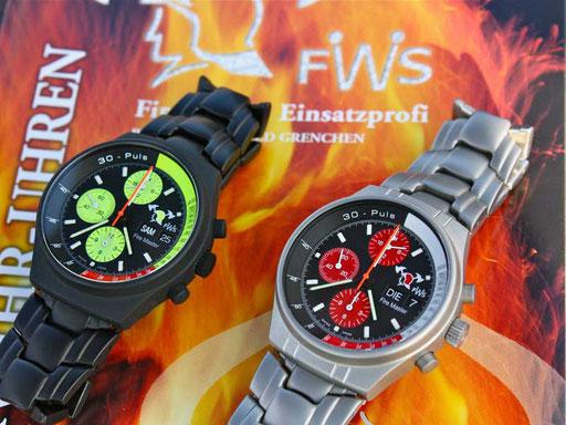 Firemaster Chronograph