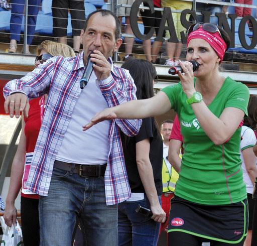 4. Bodensee Frauenlauf I Juni 2013 I Bregenz (Fotokredit: Sparkasse Bregenz)