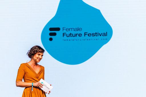 1. FEMALE FUTURE FESTIVAL VIENNA I November 2019 I Wien (Fotokredit: Alexander Felten)