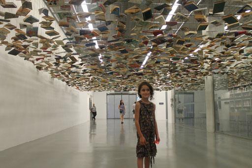 exposition au musée d'art moderne d'Istanbul