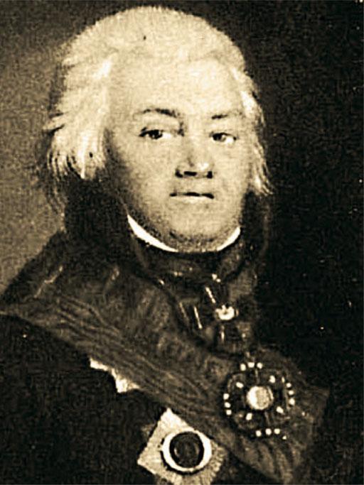 Иван Петрович Архаров (1744-1815), генерал от инфантерии