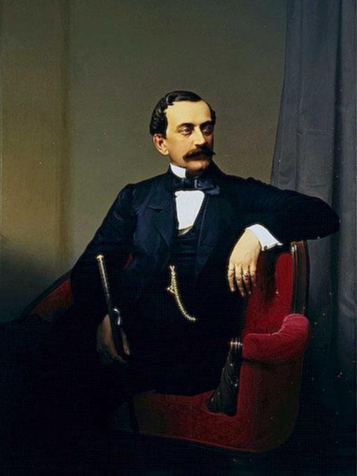 Князь Николай Борисович Юсупов (1827-1891)