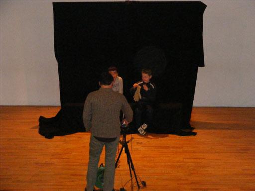 vidéo pour le musée de la gueriniere