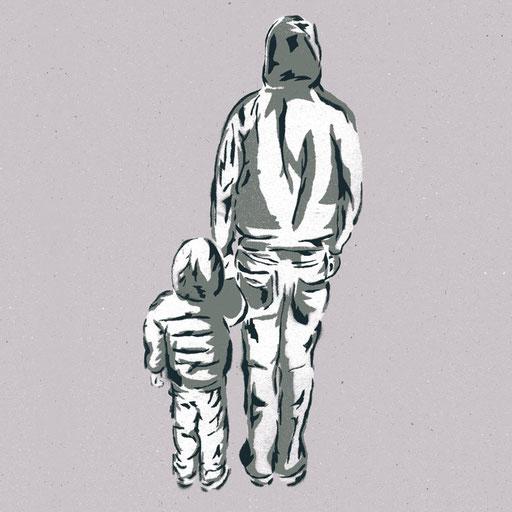 Vater und Sohn // 2013