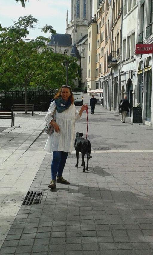 Spazier durch die Gassen von Lyon