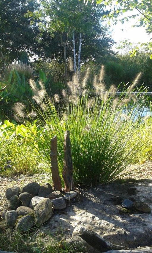 Herbststimmung im Garten -