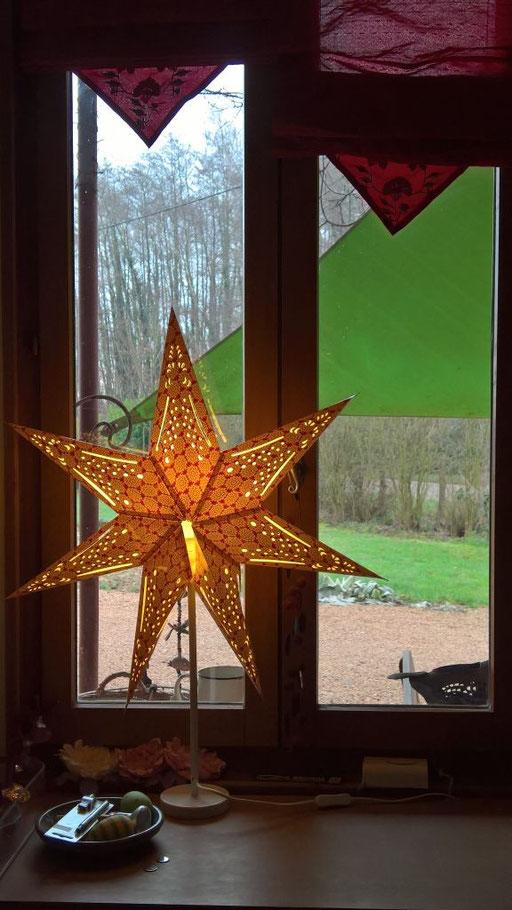 Ein Stern für die dunkle Jahreszeit