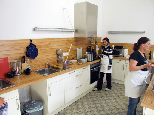 Kochwerkstatt