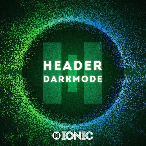 HEADER - Darkmode