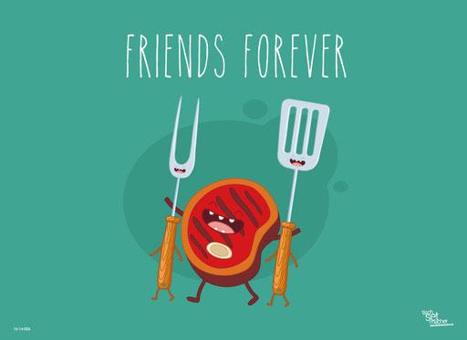 """""""Friends Forever"""" SKU: 16_14_006"""