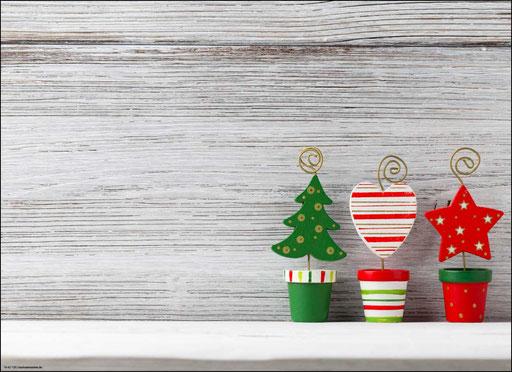 """""""Weihnachtliches Arrangement aus Holzsymbolen"""" SKU: 18_42_109"""