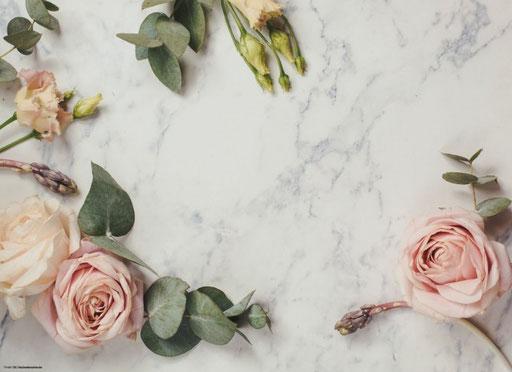 """Rosen auf Marmor"" SKU: 19_64_108"