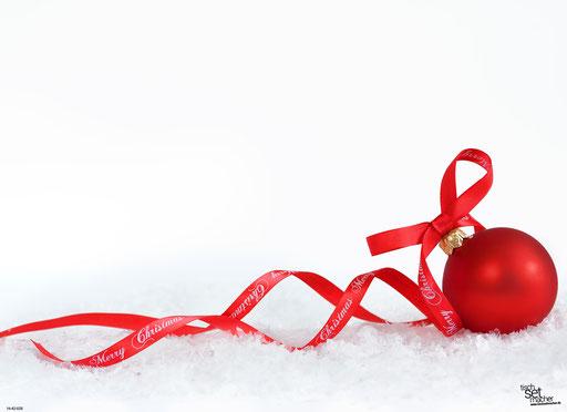 """""""Rote Kugel im Schnee"""" SKU: 16_42_028"""