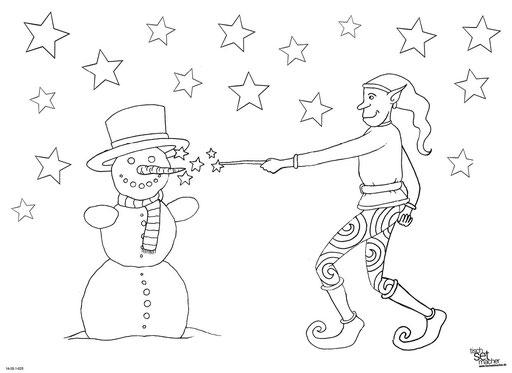"""Weihnachtself"" SKU: 16_20_1_025"