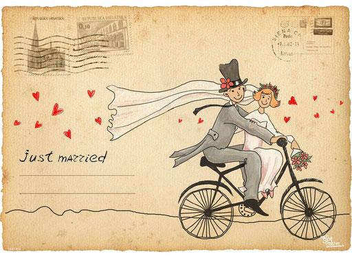 """""""Just married"""" SKU: 16_61_014"""