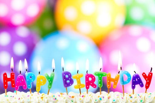 """""""Happy Birthday"""" SKU: 16_12_001"""