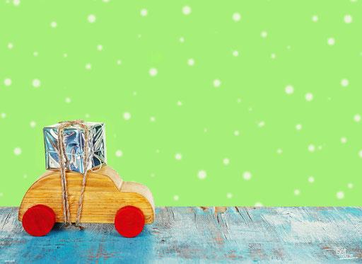 """""""Auto mit Geschenk"""" SKU: 16_42_015"""