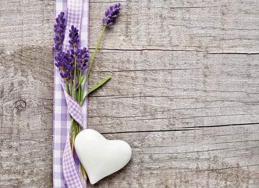 """Lavendel mit Herz"" SKU: 19_39_103"