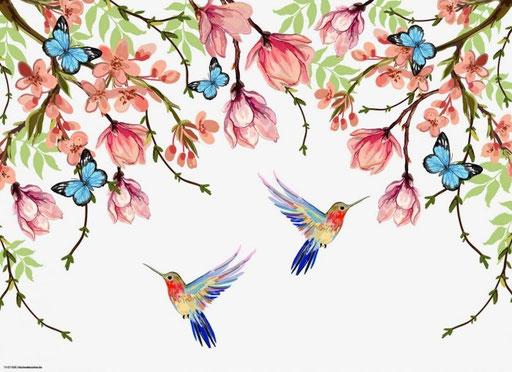 """Kolibris gemalt"" SKU: 19_87_008"