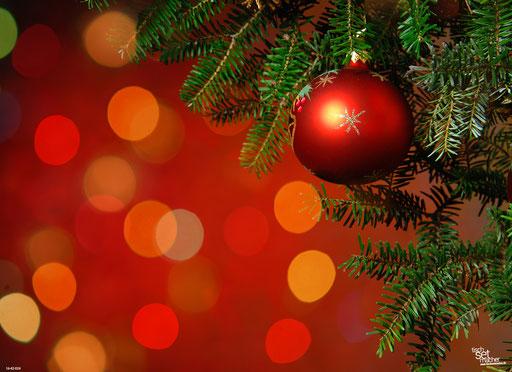 """Rote Weihnachtskugel"" SKU: 16_42_024"