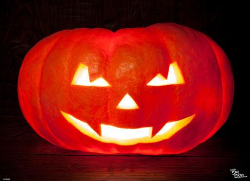 """Leuchtender Halloween Kürbis"" SKU: 16_15_029"