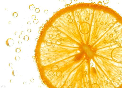 """""""Einzelne Orangenscheibe"""" SKU: 16_26_022"""