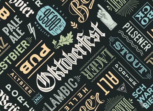 """""""Bier Typografie"""" SKU: 16_03_025"""
