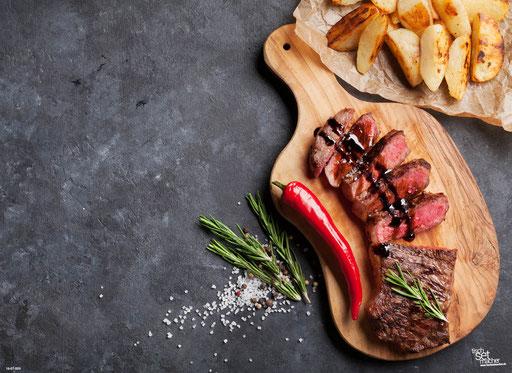 """""""Steak mit Chilischote"""" SKU: 16_07_009"""