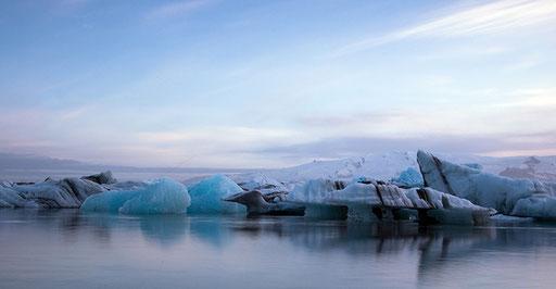 Langue glaciaire (Islande)