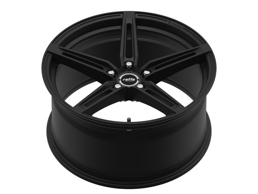 RAFFA WHEELS RF-01 MATT BLACK