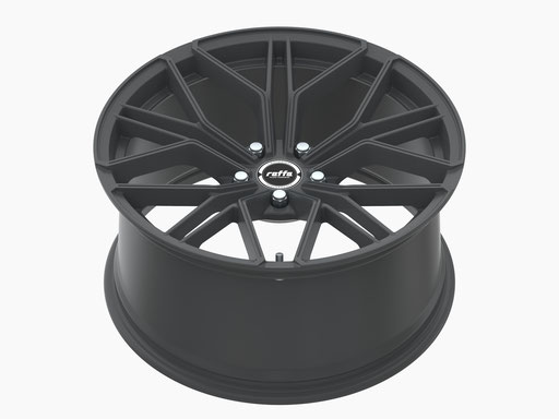 RAFFA WHEELS RF-02 MATT GRAPHIT