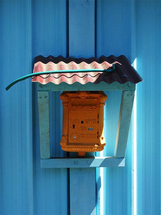 LA boîte aux lettres de Grand-Place